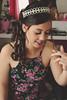 Ana Paula Ryba (jullieph) Tags: bride marriage wedding noiva casamento makeup maquiagem dress white bigday beauty crown