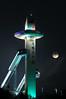 Jump to the Moon (jarrett45frazier) Tags: alpensia alpensiaresort pyeongchang korea southkorea winterolympics olympics moon moonrise night ski skijump