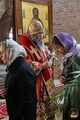 64. Первое богослужение в храме г.Святогорска 30.09.2014