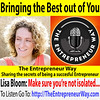 484: Bringing the Best out of You with Lisa Bloom Founder and Owner of Story Coach (The Entrepreneur Way) Tags: business entrepreneurship theentrepreneurway entrepreneur entrepreneurism entrepreneurial startup smallbusiness sme businessenterprise businessfounder businessowner lisabloom storycoach storyleaders transformationalstoryleaders storytelling successstory author mentor leadershipexpert leadership amazonbestseller cinderellaandthecoach thepowerofstorytellingforcoachingsuccess thepowerofstorytelling coachingsuccess storyteller storycoaching storycoachingbusiness storycoachingcompany storycoachingfirm storycoachingindustry coach coaching coachingbusiness coachingindustry coachingcompany coachingfirm