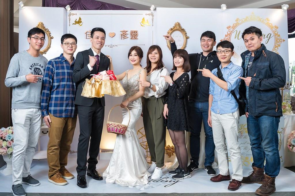【婚攝】佳峪 & 彥靈 / 嘉義皇品飯店 /嘉義鐵馬道海鮮餐廳