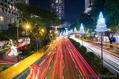 Orchard Road Christmas Lights Dec '17 (knowenoughhappy) Tags: orchard road christmas lights singapore december 2017 dec great street cogs night scotts ion trails