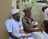 Perahera Officials (1X7A5580b) (Dennis Candy) Tags: srilanka ceylon serendip kandy esala day perahera festival celebration culture tradition heritage religion buddhism man official costume gajanayakenilame peramunerala