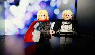 Thor the Dark World I Thor and Malekith