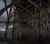 under the pier (kbbrawley5) Tags: pier charleston folleybeach southcarolina sc irma hurricaneirma sigma d3200 nikon kurtbrawley eastcoast usa unitedstatesofamerica