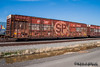 SP 615222 | Boxcar | UP Stuttgart Yard (M.J. Scanlon) Tags: up upjonesborosub upstuttgartyard unionpacific sp espee sp615222 boxcar southernpacific stuttgart arkansas tree sky digital merchandise commerce business wow haul outdoor outdoors move mover moving scanlon mojo canon eos engine locomotive rail railroad railway train track horsepower logistics railfanning steel wheels photo photography photographer photograph capture picture trains railfan