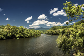 James River - Blue Ridge Parkway (Virginia)
