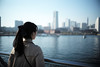 Wife watching the scenery (Typ250) Tags: leicam leica typ240 m240 summilux summiluxm11475 横浜市 神奈川県 日本 jp