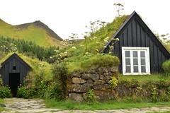 Icelandic Turf Houses 2 (Amaury Laporte) Tags: europe iceland skogar folkmuseum traditional history