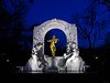 Vienna, Austria (Márton Botond) Tags: vienna wien austria österreich city cityscape stadtpark night monument johannstrauss travel europa panasoniclumixdmclz20