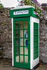 Ireland - Cong (Marcial Bernabeu) Tags: marcial bernabeu bernabéu ireland irlanda irish irlandes irlandesa green verde telephone telefono telefonica boot cabina phone call box booth