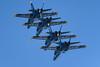 USN Blue Angels (airshwk) Tags: fa18hornet nasjax2017 usnblueangels