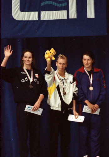 126 Swimming EM 1993 Sheffield