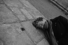 Solace (doctortestrun) Tags: photography isolationism surrealism identity black white