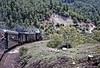 Still going down (TrainsandTravel) Tags: yugoslavia yougoslavie jugoslawien jugoslavija bosnia bosnie bosnien bosna herzogovina steamtrains dampfzüge trainsàvapeur parnivozovi jugoslovenskeželeznice jž narrowgauge schmalspurbahn voieetroite uskotracnihzeljeznica 760mm bradinakonjic class97 062