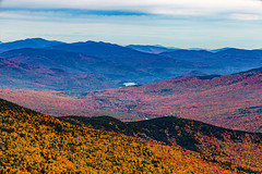 In the Mountains (Bob90901) Tags: mountains whitemountainnationalforest mountwashington newhampshire autumn fall foliage sky landscape valley rpg90901 clouds mountwashingtonautoroad overlook fallcolor canon 6d canonef70200mmf28lisiiusm canon70200f28lll afternoon forest 2016 october 1212