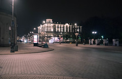 Warsaw by night (Criochi) Tags: warsaw poland polonia night nightcap city cityscape citylights street streetphotography