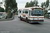 LOS ANGELES--4047 appr El Monte Busway Station (milantram) Tags: buses scrtd losangeles
