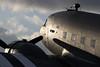 Douglas C-47A Skytrain 2100884 (N147DC) - Aces High - North Weald, November 2017 (DanGB) Tags: douglasc47 dakota skytrain aceshigh c47a 2100884 n147dc warbird vintage retro airforce usaaf usaf radial northweald essex epping ongar aviation aircraft canoneos50d canon50d canonef70300mmlis canon70300l lseries
