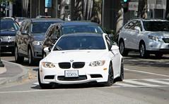BMW M3 (E92) (SPV Automotive) Tags: bmw m3 e92 coupe exotic sports car white
