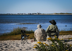 Relaxing Moment (Betweendunes) Tags: couple barnstable ma capecod view relaxing