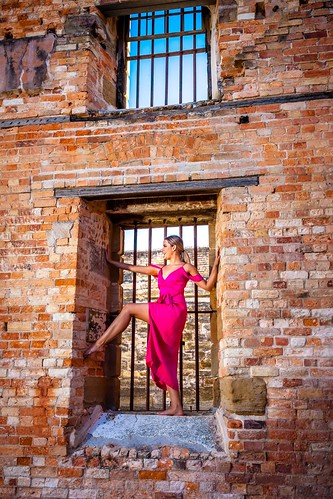 Port Arthur Model Photo Shoot-20