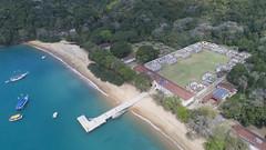 Ilha Anchieta (Olhar do Panda) Tags: ilha ilhaanchieta amor amomar amolitoral parqueestadual praia brasil patrimoniohistorico patrimoniodauniao unesco ubatuba sland sea lovesea