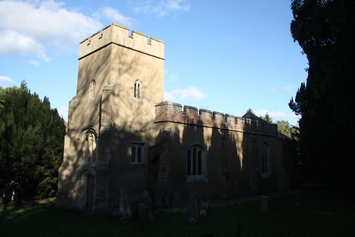St. Lawrence, Nettleden
