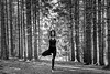 (Michelle Coleman) Tags: yoga tree pose