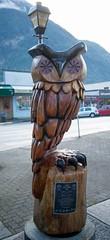 DSC_7953 (Copy) (pandjt) Tags: hope hopebc britishcolumbia carving carvings chainsawcarving sculpture publicart artwalk hopeartwalk woodcarving artwork