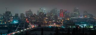 Edmonton Skyline - Before 6pm [Explored]