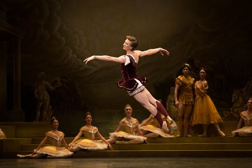 Cast change: Vadim Muntagirov to dance in <em>Sylvia</em> on 11 and 16 December 2017