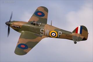 Hawker Hurricane Mk.II G-HITT P3717