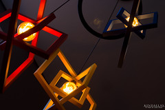 Squares and lights (Kindallas) Tags: