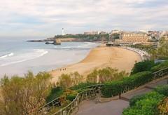 Biarritz (bodaanabernat) Tags: beach biarritz france paísvasco cantabrico paisaje mar sea