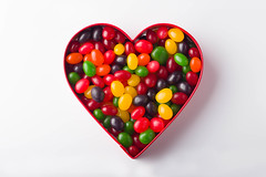 Heart Of Jelly Beans.jpg (brian_barney9021) Tags: sugar color vibrant sweet bean eat background orange red treat isolated yellow white pattern group day confection candy jellybean beans texture tasty easter blue colorful valentine love bright pink jelly decoration jellybeans heart green food snack holiday