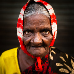 angry lady (shravann93) Tags: nikon nikond700 chennai 50mmf18 streetphotography india ngc portrait faceofchennai