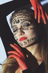 Настя (ADphoto_art) Tags: portrait beauty girl red