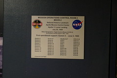 """Plaques for Mission Operations Control Room 2 • <a style=""""font-size:0.8em;"""" href=""""http://www.flickr.com/photos/28558260@N04/27295178579/"""" target=""""_blank"""">View on Flickr</a>"""
