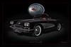 1959 Chevrolet Corvette (SmartArtDezign) Tags: astoundingimage