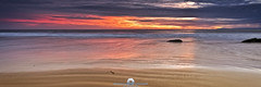 Crystal Cove Sunset (Stephen Ball Photography) Tags: sunset clouds beach sand sandybeach crystalcove newportbeach california southerncalifornia socal sea seaside seashore seascape coast coastal catalina ocean pacificocean pacific water waves wave longexposure canon canon5dmkiii5d canoneos5dmarkiii 24mm ef24mmf14liiusm ef24mm stephenballphotography stephenball wwwstephenballphotocom landscape seatosky