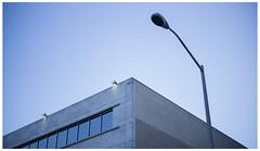 Atlanta 17 (misu_1975) Tags: street streetlight blue bluehour magichour atlanta ga moon leica leicam mp m240 50mm f2 summicron summicronm rangefinder digital