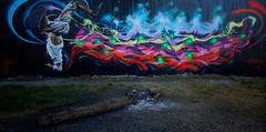 RUBER-SNARE (Ghetto En Kouleurs) Tags: graffiti ghetto ruber snare gek crew bboy breakdance hip hop 42 school