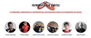 Proyecto formativo de 6 fotógrafos