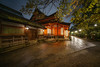 Japan style (karinavera) Tags: city longexposure night photography cityscape urban ilcea7m2 japan street temple rain kyoto