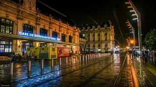 Bordeaux Night -Nuit Bordelaise - 4094