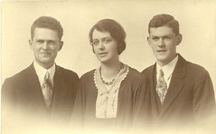 Paul Raymond Every and siblings