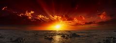 Sun-o-rama (Jörg Bergmann) Tags: islascanarias lagomera panorama puestadesol vallegranrey atardecer canarias canaryislands clouds españa gf7 gomera island lumix m43 mft panasonic sky spain stitched sun sunset travel vacation landscape seascape panoramic pano horizon red microfourthirds micro43 panorámica panasonic20mmf17 20mmf17 20mm μ43