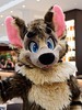 Eurofurence 2017 (Deeragon Entertainment) Tags: essex aardwolf hyena fursuit fursuiter fursuiting furry ef23 eurofurence 2017