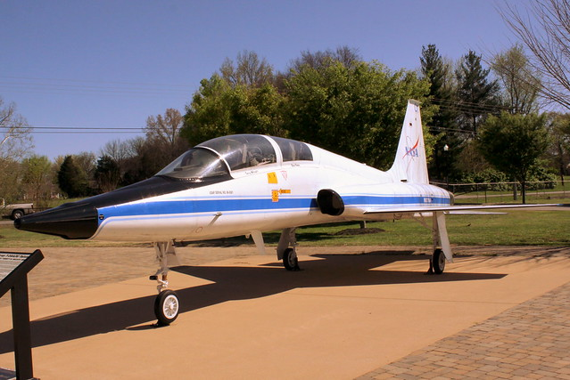 T-38A Talon - Aviation Heritage Park - Bowling Green, KY